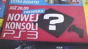 Polnische Elektronikkette bewirbt die Konsole angeblich bereits.