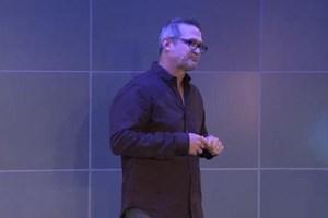 Jim Wicks, Motorolas Chefdesigner.