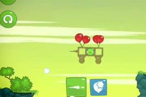 Bad Piggies startet
