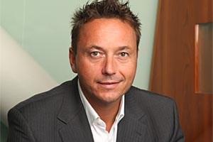 Martin Wallner, Mobile-Chef von Samsung Österreich, sieht neue Formfaktoren kommen.