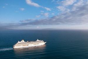 250 Meter lang, bietet die Crystal Serenity Platz für 1070 Passagiere, im Vergleich zu anderen Ozeanriesen ein Zwerg, aber einer, der es in sich hat.