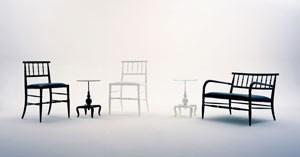 "Möbelserie ""New Antiques"" für Cappellini."