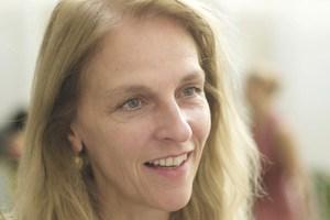 """Bettina Hering: """"Ich sehe am Landestheater eher die tollen Vorteile""""."""