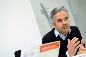 """""""Google hat sehr viele Nutzer weltweit. Von Anfang an war es für uns klar, dass die Nutzer und der Umgang mit deren Daten ein ganz wichtiges und sensibles Gut darstellen."""""""