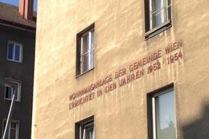 31 Prozent der Wiener Mietwohnungen sind Gemeindewohnungen.