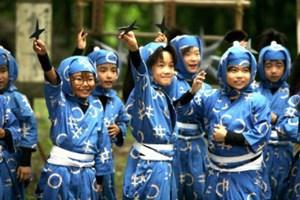 Die Ninja-Kids sind los!