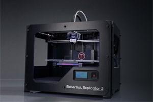 Der MakerBot soll der 3D-Drucker des kleinen Mannes werden.