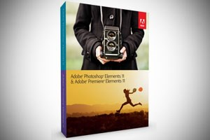 Photoshop und Premiere Elements in neuer Version.