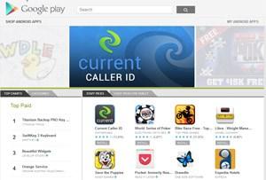 Früher war Google Play noch als Android Market bekannt
