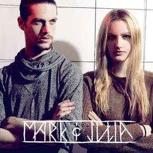 """In Linz drückten sie gemeinsam die Schulbank, in Wien machen sie jetzt gemeinsam Mode: Die Oberösterreicher Mark Stephen Baigent und Julia Rupertsberger sind die Köpfe hinter """"Mark & Julia""""."""
