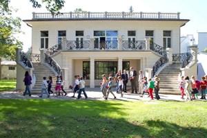 In der renovierten Hietzinger Klimtvilla ist nun eine Gedenkstätte untergebracht.