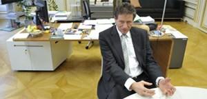 """Einer ÖVP-Mitgliedschaft Karlheinz Töchterles - mit politischer Vergangenheit als """"ökologischer Grüner"""" - stehen """"einige mentale Hürden"""" entgegen."""
