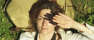 "Martina Gedeck in Julian Pölslers Literaturverfilmung ""Die Wand""."