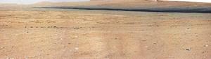 Unterwegs nach Glenelg, eine Stelle, an der drei verschiedene geologische Formationen aufeinander treffen. Dieses Bild ist aus sieben Einzelaufnahmen zusammengestellt.