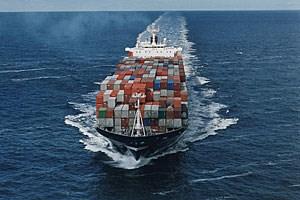 Zumindest die europäische Containerschifffahrt wird künftig Treibhausgasemissionen nach Brüssel melden müssen.