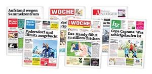 Statistisch signifikant legten die vereinten Gratiswochenblätter von Styria und Moser Holding zu - auf national 55,6 Prozent.