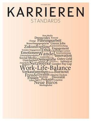 KarrierenStandards erscheint am 4. Oktober als Supplement des STANDARD. Das neue Magazin wird es künftig jährlich geben.