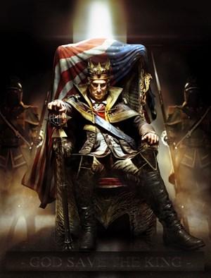 """""""Die Tyrannei von König George Washington"""""""