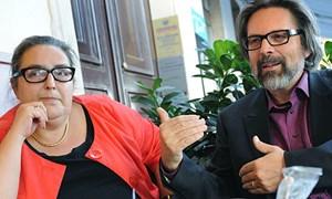 Ab dem Sommer 2013 gemeinsam im alten WU-Gebäude: Eva Blimlinger und Gerald Bast.