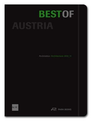 """180 Projekte werden im Bildband """"Best of Austria"""" vorgestellt."""
