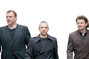...von den Eoos-Designern Martin Bergmann, Harald Gründl und Gernot Bohmann (v. li.).
