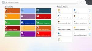 Der Browser wurde von Grund auf neu entwickelt.