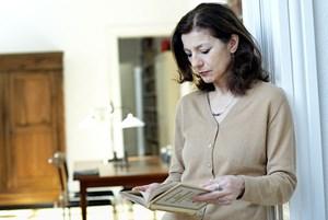 """Ursula Krechel: nach Recht suchend in dem Roman """"Landgericht""""."""