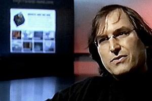 Steve Jobs, anno 1995: Ein fürs Kino restauriertes Interview zeigt den Apple-Gründer vor dem Wiedereinstieg in sein Unternehmen, das unter seiner Führung iPod, iPhone und iPad auf den Markt bringen sollte.