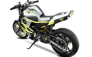 Yamaha verspricht sich ein nachgeschärftes Markenimage.