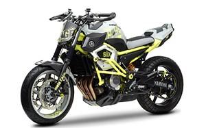 """Moto Cage-six: """"Urbanes, radikales Styling""""."""