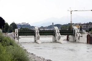 Das ökologische Musterkraftwerk Salzburg-Lehen soll 2013 ans Netz gehen.