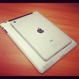 @SonnyDickson postete dieses Foto vom angeblichen iPad Mini