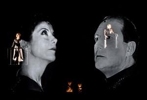 """Festivalchef Luca de Fusco inszenierte """"Antigone""""."""