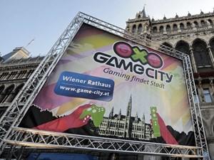 Die Game City findet kommendes Wochenende im Wiener Rathaus statt.