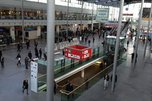 Die Münchner Gewerbeimmobilien-Messe dürfte heuer neben dem Aussteller- auch einen Besucherzuwachs verzeichnen.