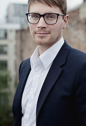 War beim Schreiben seines Businessplans kreativ: Bastian Unterberg, CEO von Jovoto.