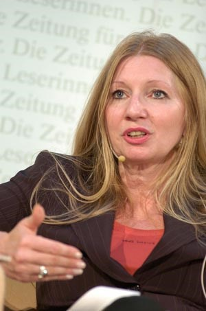 """""""Eigentlich entscheiden im Moment nicht die Gerichte, sondern die Gutachter"""", sagt Monika Pinterits."""