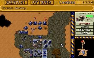 Der Gegner schickt seine Einheiten oft schon sehr früh, dafür aber nur in kleinen Trupps vorbei.