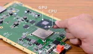 Das Chipdesign ist ausschlaggebend für den kleinen Formfaktor der Konsole.