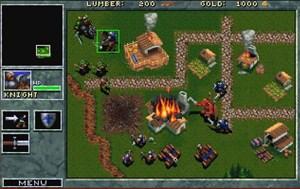 RTS goes Fantasy: Blizzard hetzte Orks und Menschen aufeinander.