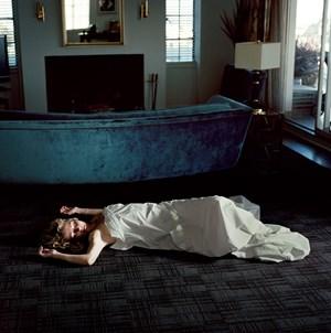 Schauspielerin Kimberly Campbell in ihrer Lieblingssuite.