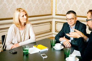 Was machen die skandinavischen Köche besser als die österreichischen? Die Tester Martina Hohenlohe, Alexander Bachl und Severin Corti im Gespräch.