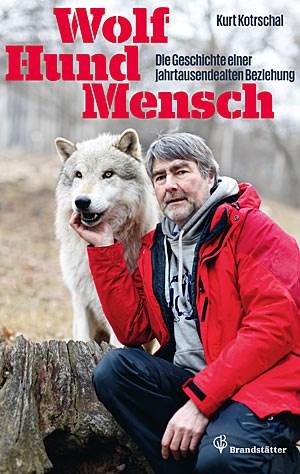 Seine jahrelange Erfahrung und Forschung mit Wölfen beschreibt der Wissenschafter nun in einem Buch.