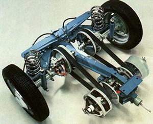 Eine Idee, geboren für Rückwärtsrennen: Die DAF-Variomatic.