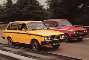 Zwei Niederländer, bereits als Volvo 66 im Einsatz.