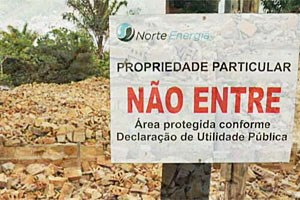 Ein Schutthaufen, der einmal ein Dorf war. Die Zwangsumsiedlungen für das Staudammprojekt Belo Monte haben bereits begonnen.