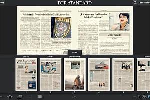 Komfortabler Zeitung lesen per App auf Tablets und Smartphones.