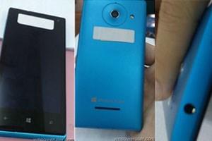 Die Blogger von WMPoweruser haben Fotos veröffentlicht, die das Huawei Ascend W1 zeigen sollen.