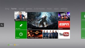 Das neue Xbox 360 Dashboard