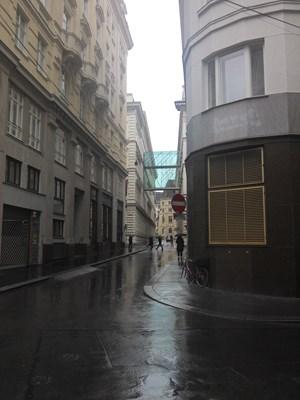 Foto bei Tageslicht (Schlechtwetter).
